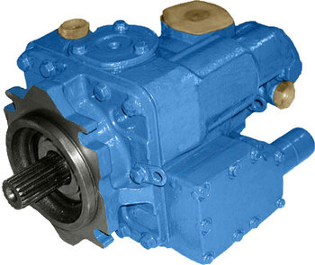 Axial piston pumps and motors SPV, SMF
