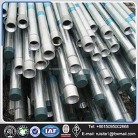 Galvanized steel pipe properties