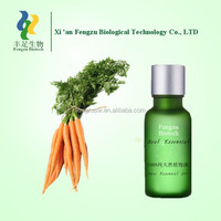 100% Pure organic Carrot Seed Oil