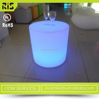Battery Operated Led Light Weight Lift Lamp Decoration Vases Table