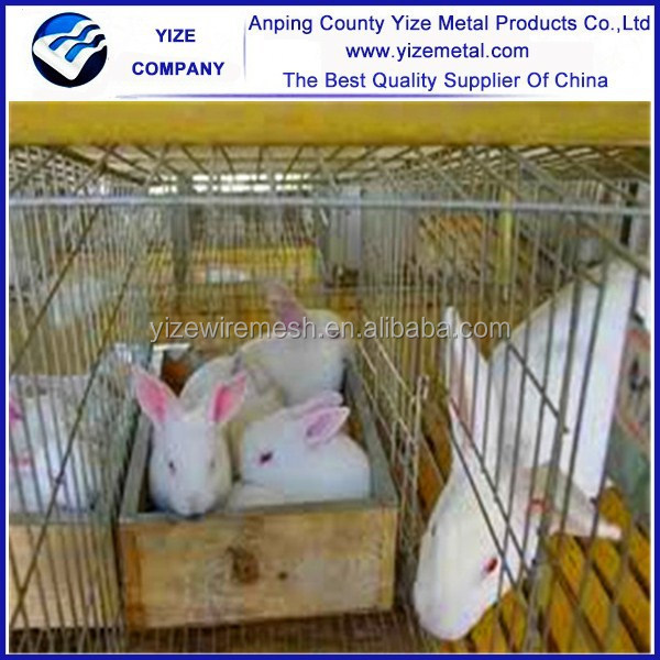 Luxury Rabbit Cage For Sale/outdoor rabbit hutch designs