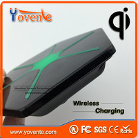 Yovente Fast charging Qi wireless charger China wireless charger Android Smart Phone Charger