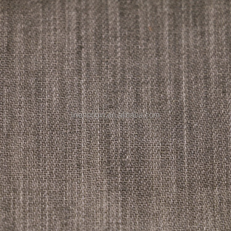 vintage delave linen fabric,twill linen fabric for garment,pure linen fabric