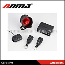 manual mongoose car alarm