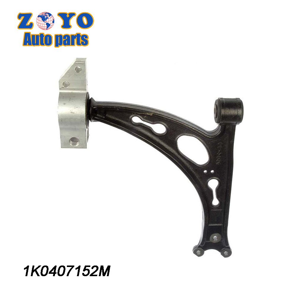 1K0407152M BAW part Right casting suspension arm forged auto parts for Audi A3