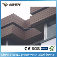 outdoor wpc house wall panel board