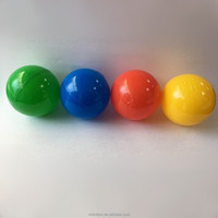 Wholesale 8cm Plastic Balls For Ball