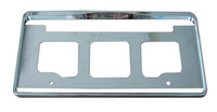 Japanese auto car license plate frame