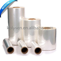 KPICO Clear PVC/ PE Laminate Film for Liquid Suppository Packing