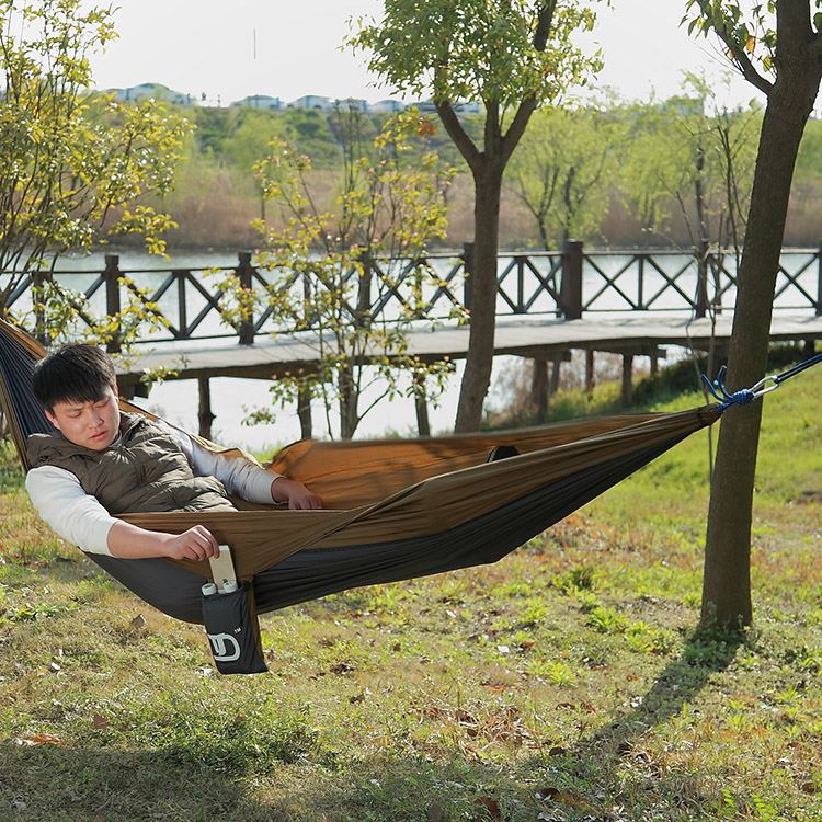 Popular Customized Logo For Outdoor Sports Hammock Cotton