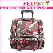 Fashion Eco-friendly Transport Pet Carrier Aluminium Trolley for Pet for Travelling Alibaba China
