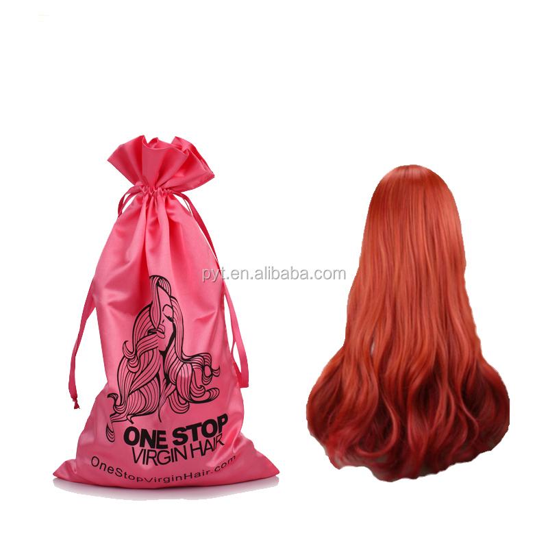 2018 Hot Sale Promotions Customized Packaging Hair Extension Silk