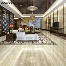 New 3d inkjet printing wood grain porcelain floor tile full glazed wooden texture wholesale price tiles