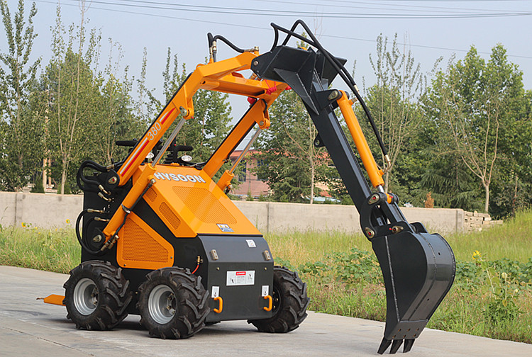 china HYSOON post hole mini digger garden machine