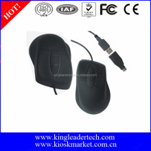 Washable Optical Silicone Mouse with IP68 Compliance