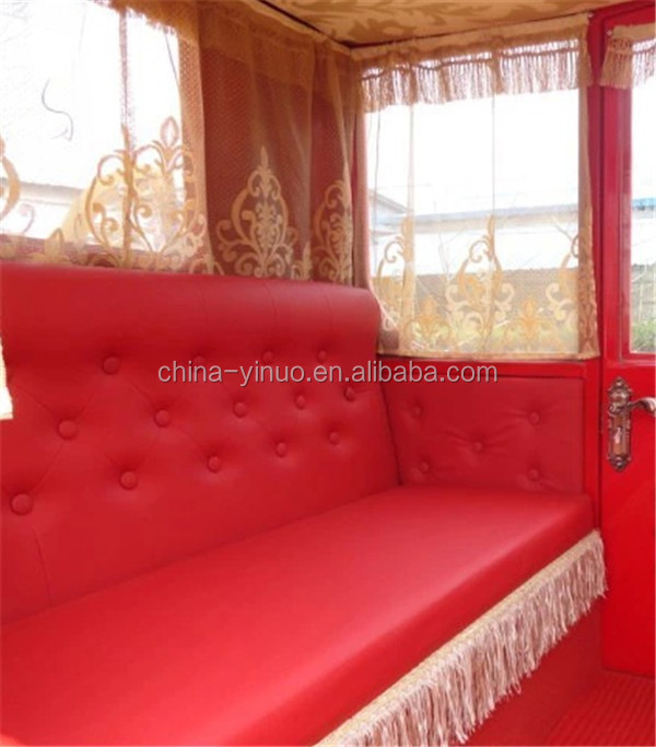 Yizhinuo Western royal horse carriage for wedding, hotels, shows, events wagon