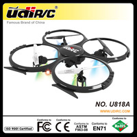 2.4Ghz big 4 Channel 6 AXIS outdoor quadcopter rc helicopter U818A