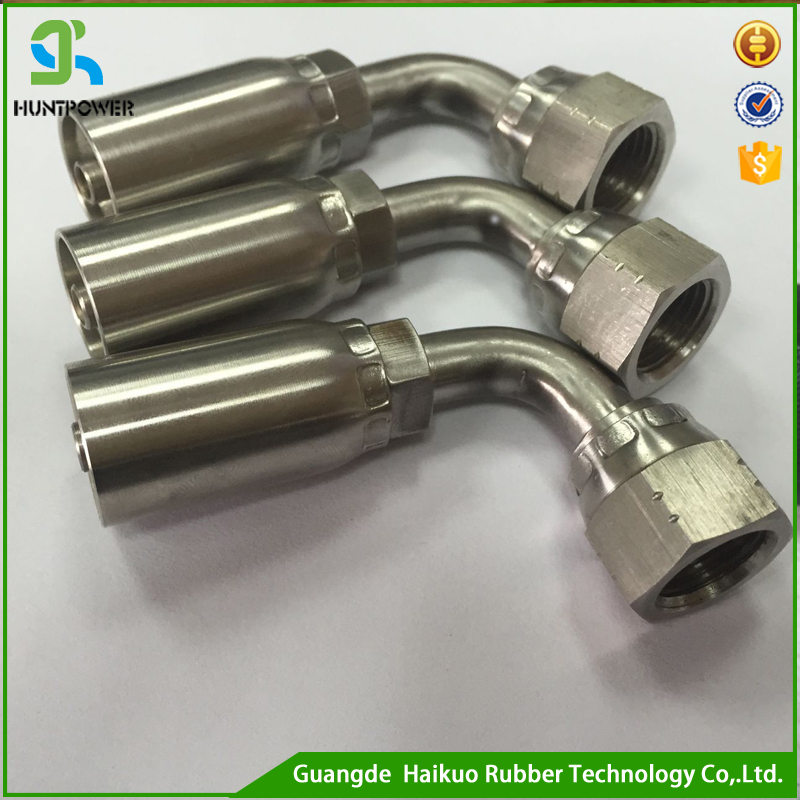 High quality Steel pipe fittings for hydraulic hoses/elbow adapter/best hydraulic hose and fittings
