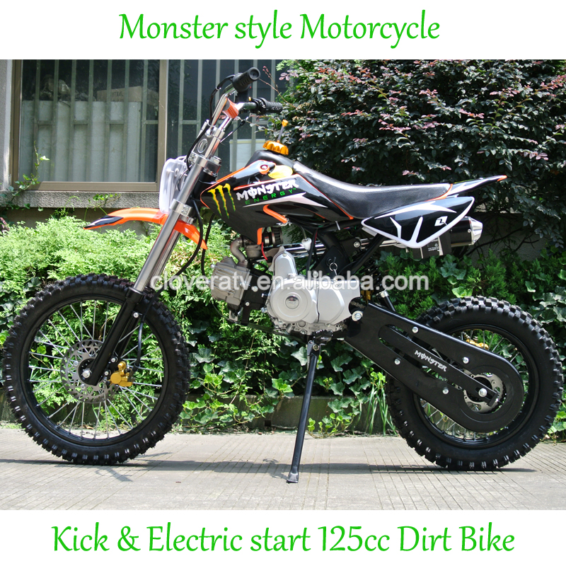 Chinese Off road Sport Motorcycle 110CC Dirt Bike with CE