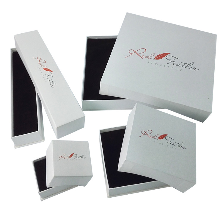 Custom Paper Jewellery Box PackagingFancy Jewellery Packaging Box