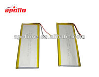3.7v li po battery for MP4, laptop etc