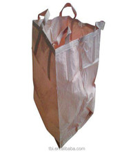 100% virgin resin polypropylene big bag / FIBC pp woven 1 ton jumbo bulk