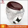 Manufacturer supply hot sale men fashion Indonesia jewelry ring