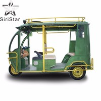 China high quality cargo tricycle/three wheel electric covered motorcycle with 1000W motor