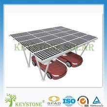 Wholesale aluminum solar carport mounting system support for solar panel mounting