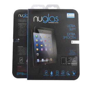 For ipad mini screen protector tempered glass, Factory direct supply tempered glass screen protector