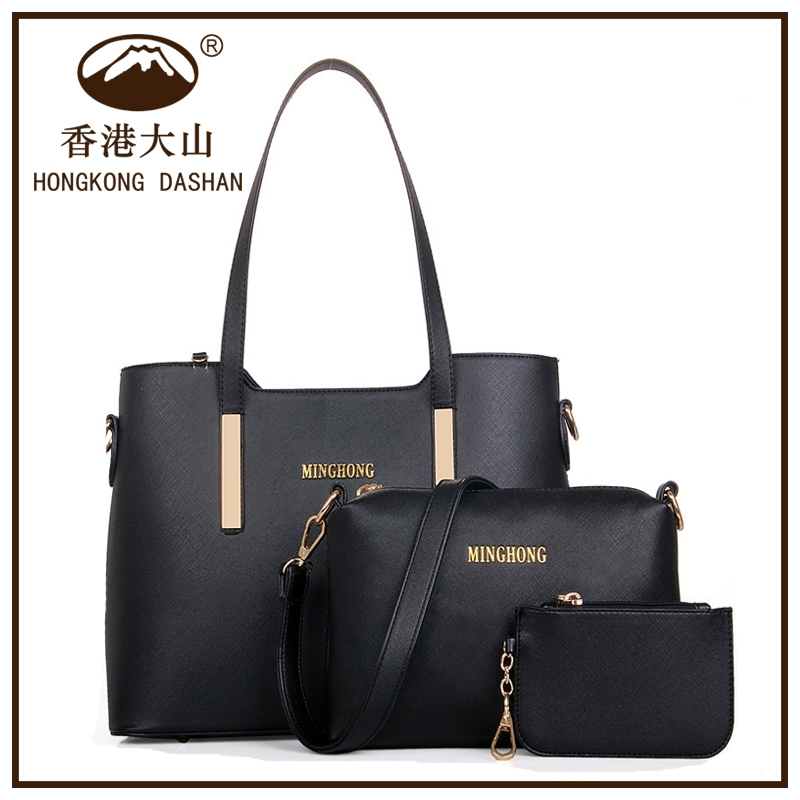 ABG9-<strong>1</strong> STOCK! New designer PU <strong>leather</strong> women bags set 4pcs women handbags set 2017 fashionhandbags for ladies