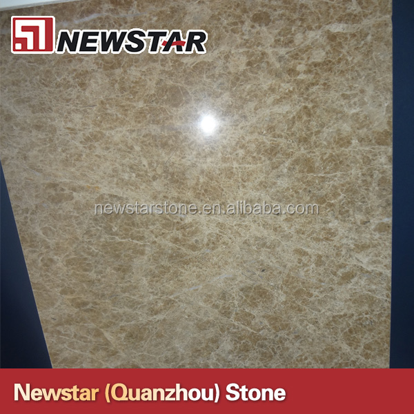 light brown marble from Spain