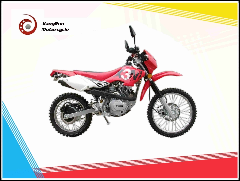 125cc / 150cc / 200cc / 250cc displacement off road / dirt motorbike / dirt motorcycle