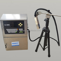 Continuous industrial inkjet coding printer , inkjet printer