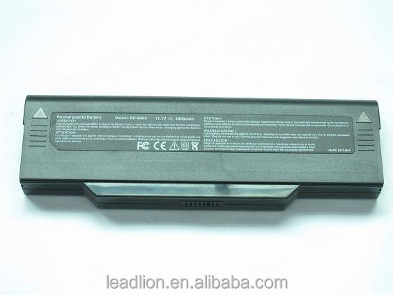 Notebook/Laptop Battery for BP-8050 Packard Bell EasyNote R1004