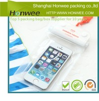 mobile phone pvc packing bag for samsung galaxy s3