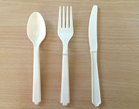Heavyweight PP cutlery
