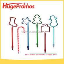 Christmas Presents Shape Ball Pen for Promotion