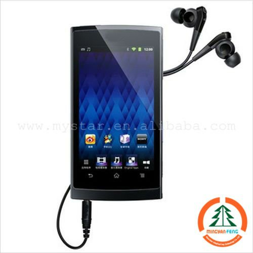 "4.3"" WiFi mp4 player"