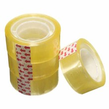 best selling bopp stationery transparent adhesive tape