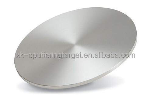 High purity 99.999% metal titanium Sputtering Target for Coating industry