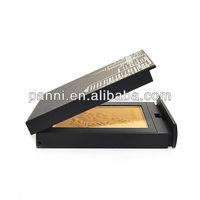 Fashion Flower Face Powder Makeup, Cosmetic Powder Compact,