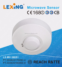 Non-contact detection motion radar microwave sensor