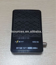Mini HD Box Receiver with CCCam Newcam Mgcam