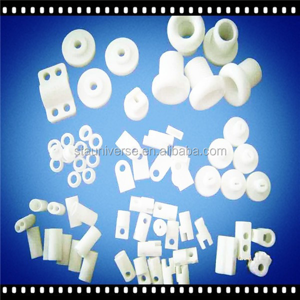 High chemical etching resistance alumina ceramic