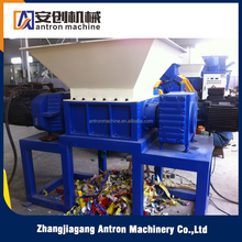 Good quality of safety strong power plastic shredder machine made in china