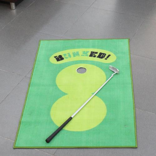 2016 New Item Golf Training Rubber Mat