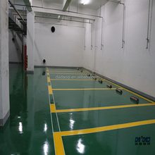 Hot sale Car park epoxy flooring coating Concrete floor paint