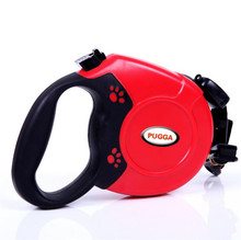 Retractable Eco-Friendly Nylon Trainer Dog Collars Dog Leashes