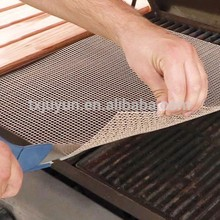 Non-stick Oven Crisper Sheet /Cooking Mesh- PTFE coated,no mess for crisp chips